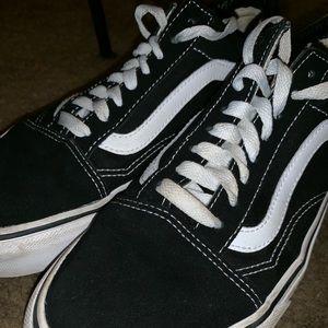 Platform classic sneakers